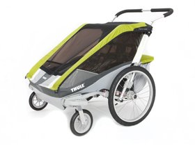 Детская коляска Thule Chariot Cougar 2 (Avocado) 280x210 - Фото 2