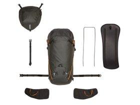 Походный рюкзак Thule Stir Alpine 40L (Obsidian) 280x210 - Фото 11