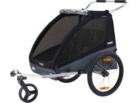 Детская коляска Thule Coaster XT (Black) 280x210 - Фото