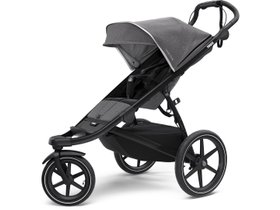 Детская коляска Thule Urban Glide 2 (Grey Melange on Black) 280x210 - Фото