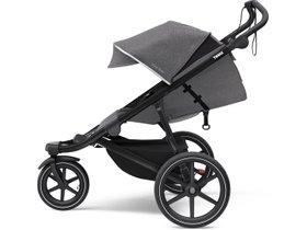 Детская коляска Thule Urban Glide 2 (Grey Melange on Black) 280x210 - Фото 5