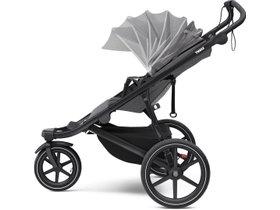 Детская коляска Thule Urban Glide 2 (Grey Melange on Black) 280x210 - Фото 6