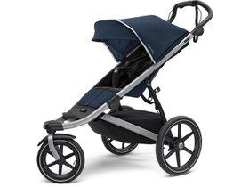 Детская коляска с люлькой Thule Urban Glide 2 (Majolica Blue) 280x210 - Фото 2