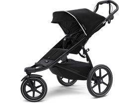 Детская коляска с люлькой Thule Urban Glide 2 (Black on Black) 280x210 - Фото 2