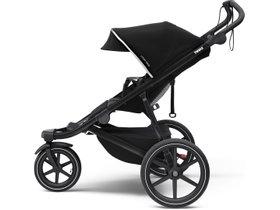 Детская коляска с люлькой Thule Urban Glide 2 (Black on Black) 280x210 - Фото 3