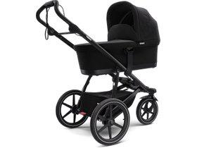 Детская коляска с люлькой Thule Urban Glide 2 (Black on Black) 280x210 - Фото 9