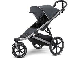 Детская коляска с люлькой Thule Urban Glide 2 (Dark Shadow) 280x210 - Фото 2