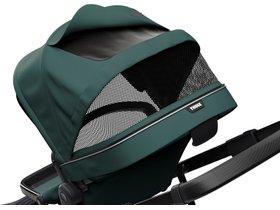 Детская коляска Thule Sleek (Mallard Green on Black) 280x210 - Фото 5