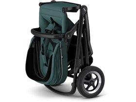 Детская коляска с люлькой Thule Sleek (Mallard Green on Black) 280x210 - Фото 5