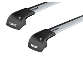 Багажник в штатные места Thule Wingbar Edge для Subaru Forester (mkIII) 2008-2012