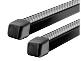 Поперечины сталь (1,35m) Thule SquareBar 762
