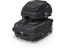 Сумка-рюкзак на колесах Thule Crossover 38L (Stratus) 280x210 - Фото 10
