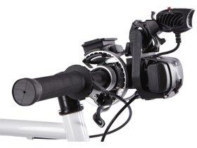 Крепление для фонарика Thule Pack 'n Pedal Light Holder 280x210 - Фото 4