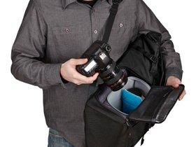 Рюкзак Thule Covert DSLR Rolltop Backpack 280x210 - Фото 17