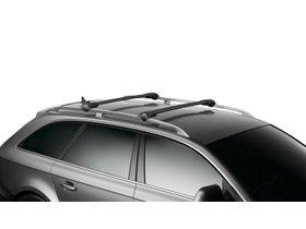 Багажник на рейлинги Thule Wingbar Edge Black 9584 280x210 - Фото 3
