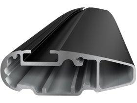 Багажник на рейлинги Thule Wingbar Edge Black 9584 280x210 - Фото 8