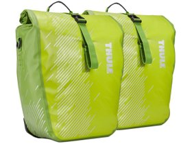 Велосипедные сумки Thule Shield Pannier Large (Chartreuse)