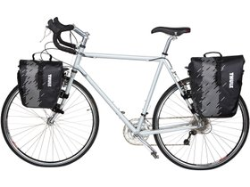Велосипедные сумки Thule Shield Pannier Small (Chartreuse) 280x210 - Фото 4