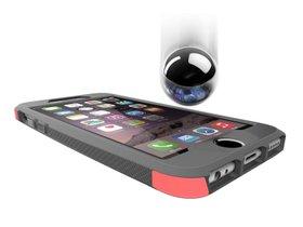 Чехол Thule Atmos X4 for iPhone 6 / iPhone 6S (Fiery Coral - Dark Shadow) 280x210 - Фото 6