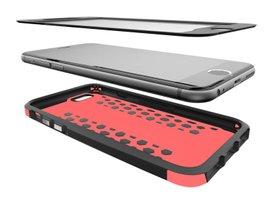 Чехол Thule Atmos X4 for iPhone 6 / iPhone 6S (Fiery Coral - Dark Shadow) 280x210 - Фото 7