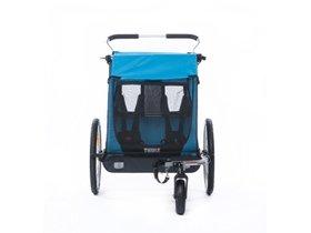 Велосипедный прицеп Thule Coaster XT (Blue) 280x210 - Фото 2