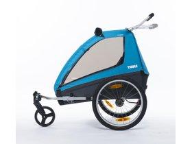Велосипедный прицеп Thule Coaster XT (Blue) 280x210 - Фото 3