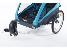 Велосипедный прицеп Thule Coaster XT (Blue) 280x210 - Фото 4