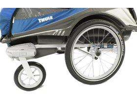 Детская коляска Thule Chariot Captain 2 (Blue) 280x210 - Фото 3
