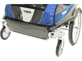 Детская коляска Thule Chariot Captain 2 (Blue) 280x210 - Фото 4
