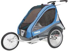 Детская коляска Thule Chariot Captain 2 (Blue) 280x210 - Фото 6