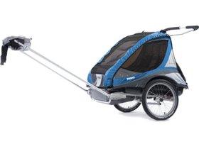 Детская коляска Thule Chariot Captain 2 (Blue) 280x210 - Фото 7
