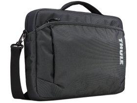 "Сумка для ноутбука Thule Subterra MacBook Attache 15"" (Dark Shadow) 280x210 - Фото"