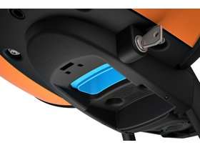 Детское кресло Thule Yepp Nexxt Mini (Vibrant Orange) 280x210 - Фото 5