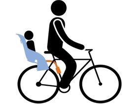 Детское кресло Thule RideAlong Lite (Light Grey) 280x210 - Фото 4