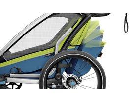 Детская коляска Thule Chariot Sport 1 (Chartreuse-Mykonos) 280x210 - Фото 12
