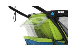 Детская коляска Thule Chariot Sport 1 (Chartreuse-Mykonos) 280x210 - Фото 13