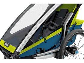 Детская коляска Thule Chariot Sport 1 (Chartreuse-Mykonos) 280x210 - Фото 14