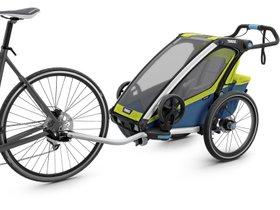 Детская коляска Thule Chariot Sport 1 (Chartreuse-Mykonos) 280x210 - Фото 2