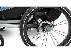 Детская коляска Thule Chariot Sport 2 (Blue-Black) 280x210 - Фото 8