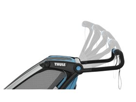 Детская коляска Thule Chariot Sport 2 (Blue-Black) 280x210 - Фото 13