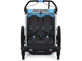 Детская коляска Thule Chariot Sport 2 (Blue-Black) 280x210 - Фото 4