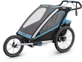 Детская коляска Thule Chariot Sport 2 (Blue-Black) 280x210 - Фото 6