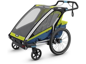Детская коляска Thule Chariot Sport 2 (Chartreuse-Mykonos) 280x210 - Фото 3
