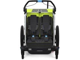 Детская коляска Thule Chariot Sport 2 (Chartreuse-Mykonos) 280x210 - Фото 4