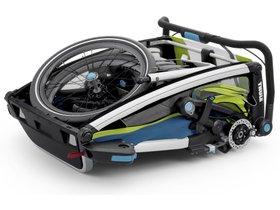 Детская коляска Thule Chariot Sport 2 (Chartreuse-Mykonos) 280x210 - Фото 5