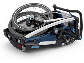 Детская коляска Thule Chariot Cross 1 (Blue-Poseidon) 280x210 - Фото 5