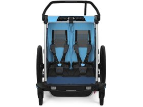 Детская коляска Thule Chariot Cross 2 (Blue-Poseidon) 280x210 - Фото 4