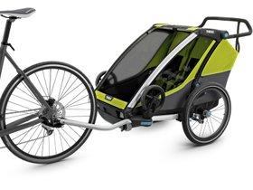 Детская коляска Thule Chariot Cab 2 (Chartreuse) 280x210 - Фото 2