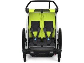 Детская коляска Thule Chariot Cab 2 (Chartreuse) 280x210 - Фото 4