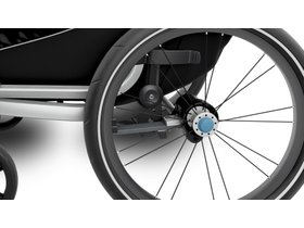 Детская коляска Thule Chariot Lite 1 (Blue Grass-Black) 280x210 - Фото 11